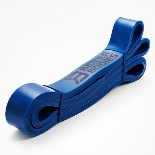 Эспандер Better Bodies BResistance Blue, сильное сопротивление