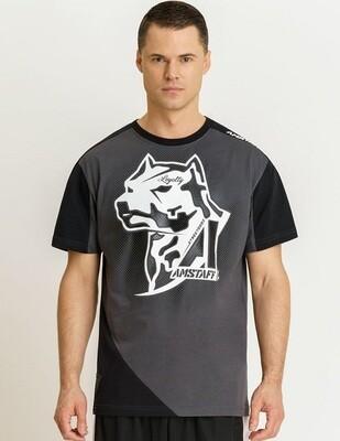 Мужская тренировочная футболка Amstaff Smash