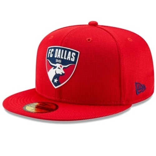 Снэпбек New Era FC Dallas 59Fifty