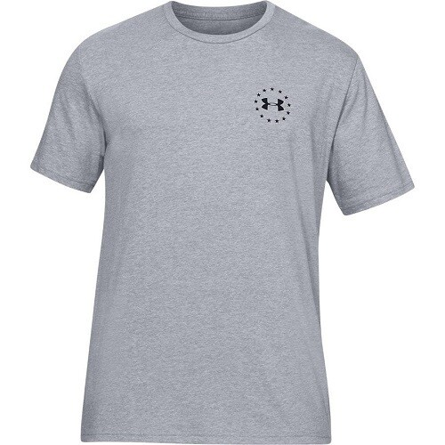 Мужская спортивная футболка Under Armour Freedom Isn't Free