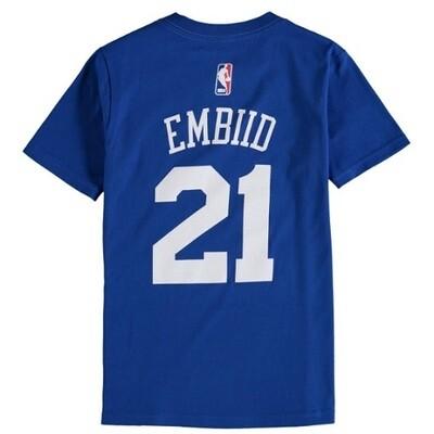 Мужская футболка NBA JOEL EMBIID