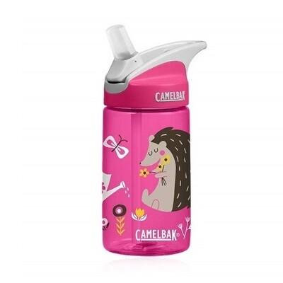 Детская бутылочка для воды с трубочкой CamelBak Eddy, 400 мл