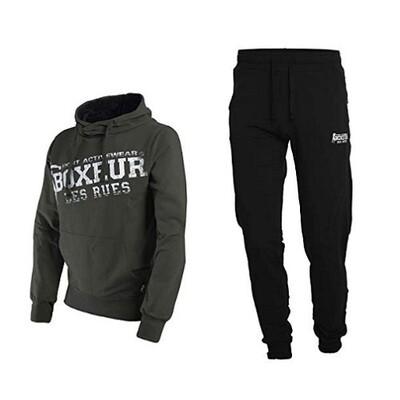 Мужской спортивный костюм Boxeur KhakiGreen