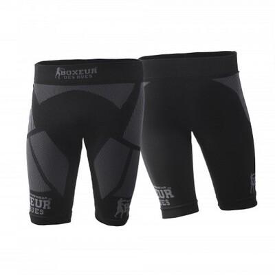 Компрессионные мужские шорты Boxeur CROSS Black