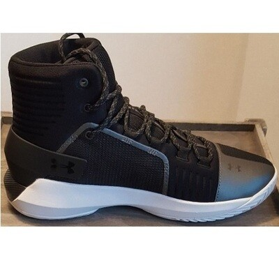 Женские баскетбольные кроссовки Under Armour Drive 4 Black