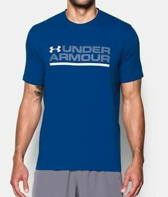 Функциональная  футболка Under Armour Wordmark Lockup