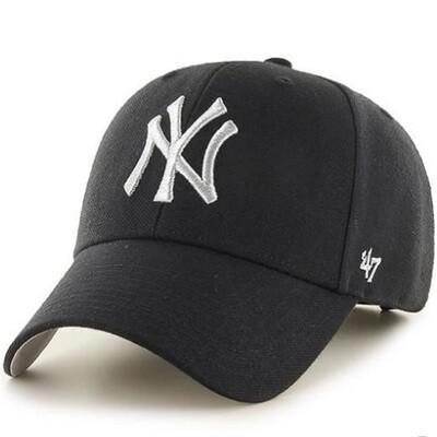 Кепка 47 Brand NY Yankees Metallic