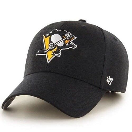 Кепка 47 Brand Pittsburgh Penguins