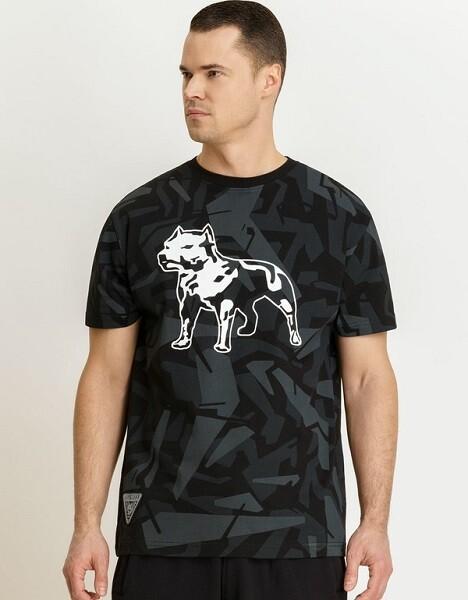 Мужская тренировочная футболка Amstaff Livus Camo