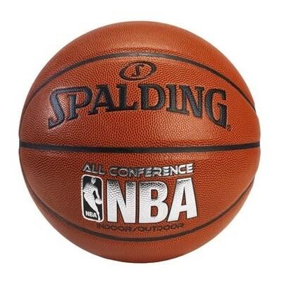 Баскетбольный мяч Spalding NBA ALL CONFERENCE