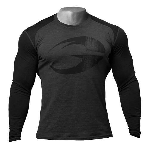 Кофта спортивная GASP Ops Edition Sl, Graphite Black