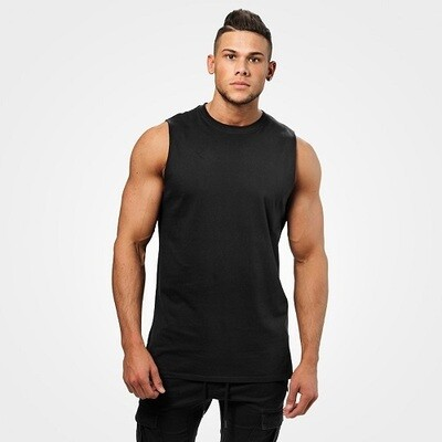 Безрукавка Better Bodies Bronx Tank, Black