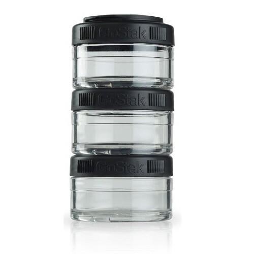 Контейнеры BlenderBottle® GoStak 3-PAK, 60мл