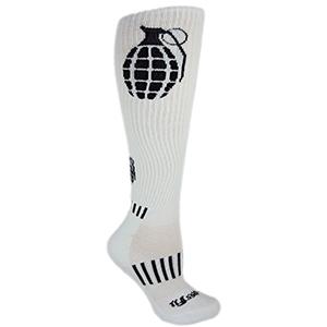 Высокие спортивные гольфы Moxy Socks Граната