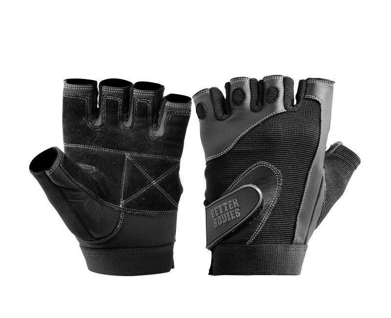 Мужские тренировочные перчатки Better Bodies Pro Lifting Gloves