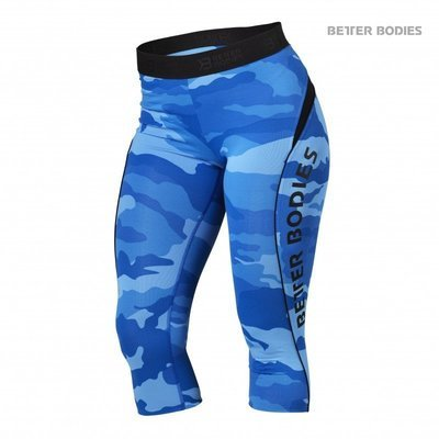 Спортивные капри Better Bodies Fitness Curve Capri
