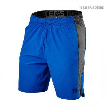 Мужские тренировочные шорты Better Bodies Brooklyn Shorts, Strong Blue