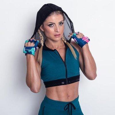 Спортивный женский топ Labellamafia Verde Sereia Emerald