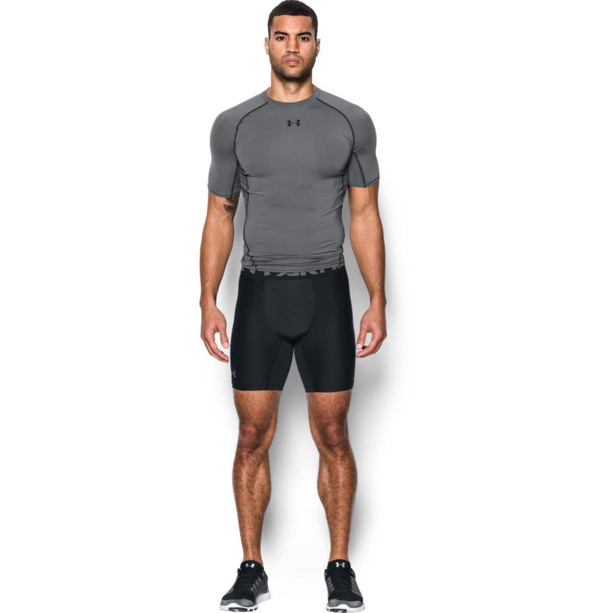 Компрессионные шорты Under Armour HeatGear Armour
