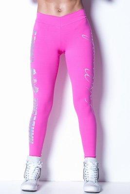 Спортивные лосины для фитнеса Labellamafia Pink Ladies
