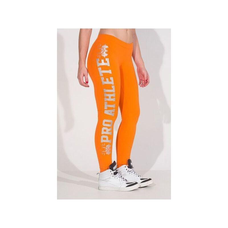Спортивные лосины для фитнеса Labellamafia Pro Athlete Orange