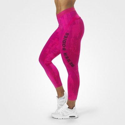 Спортивные лосины для фитнеса Better Bodies Gracie Curve Tights