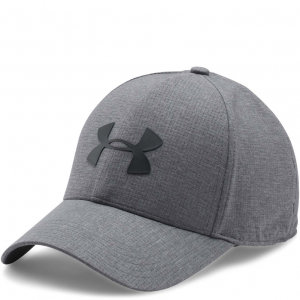 Кепка Under Armour CoolSwitch ArmourVent™ 2.0 Cap Grey
