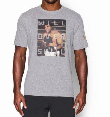 Функциональная футболка Under Armour x Muhammad Ali Will Over Skill