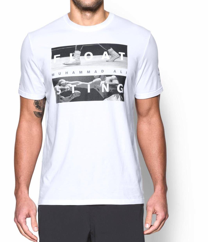 Функциональная футболка Under Armour x Muhammad Ali Float & Sting