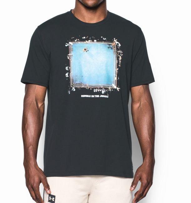 Функциональная футболка Under Armour x ALI Rumble In The Ring