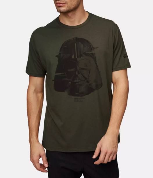 Функциональная футболка Under Armour Star Wars Vader Graphic