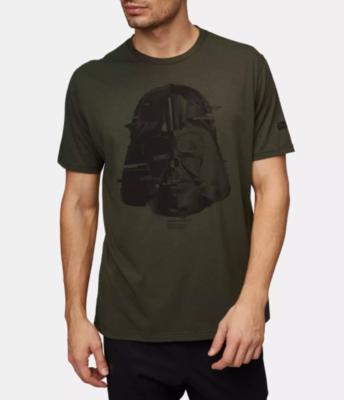 Функциональная футболка Under Armour Star Wars Vader Graphic