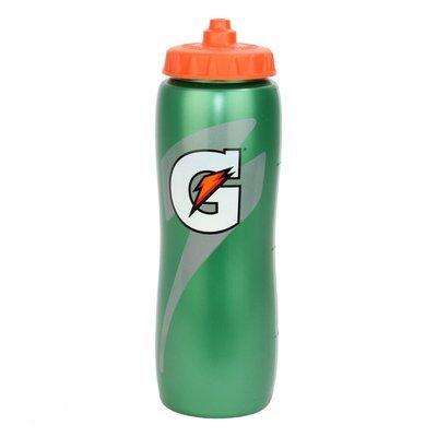 Спортивная бутылка для воды GATORADE с обратным клапаном