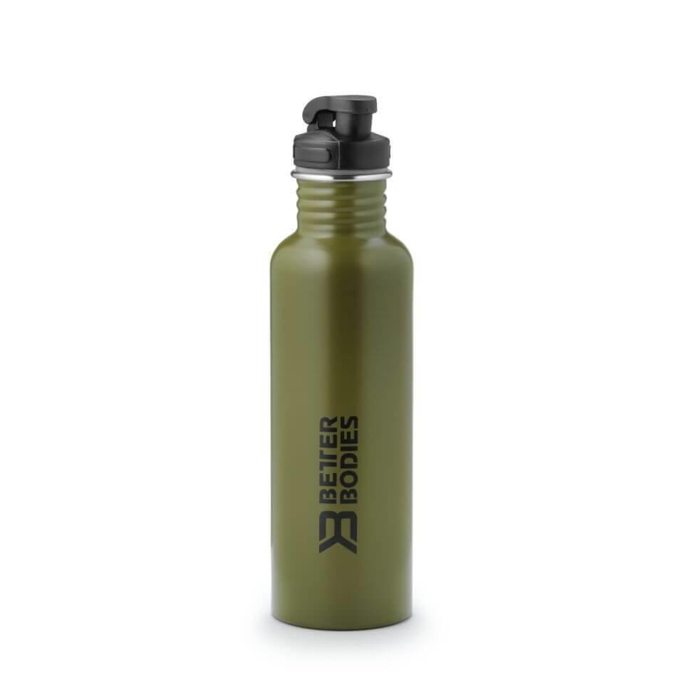 Бутылка Better Bodies Sport Bottle Fulton bottle, Military green