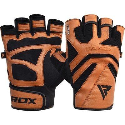 Мужские тренировочные перчатки RDX GYM WEIGHT LIFTING