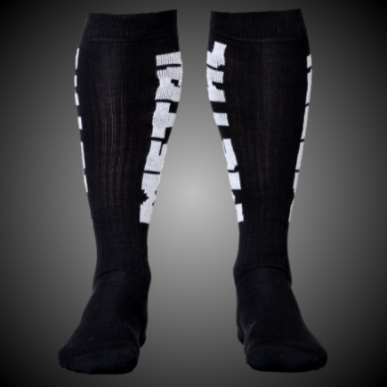 Гольфы для становой тяги METAL Deadlift Socks (IPF approved)