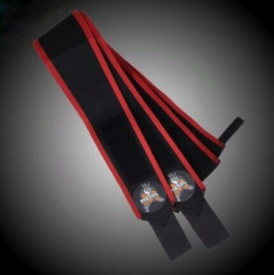 40 см кистевые бинты для жима METAL (IPF approved)
