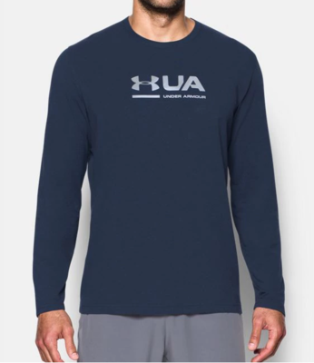 Лонгслив Under Armour Shift Centre Chest
