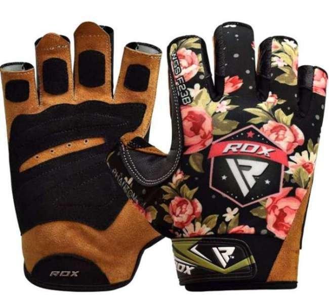 Женские тренировочные перчатки RDX LADIES AMARA