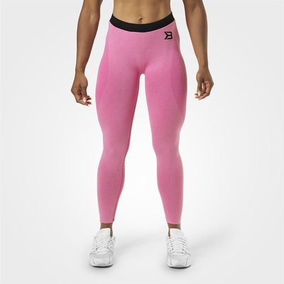 Спортивные лосины для фитнеса Better Bodies BF Curve Tights, Pink Melange