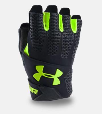 Мужские тренировочные перчатки Under Armour ClutchFit Resistor