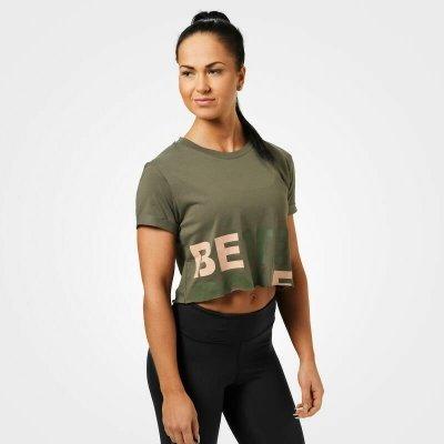Укороченная футболка Better Bodies Astoria cropped tee