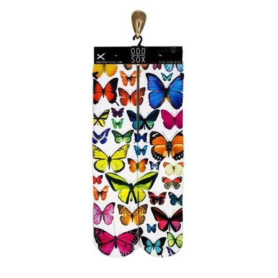 Спортивные носки ODD SOX Butterflies