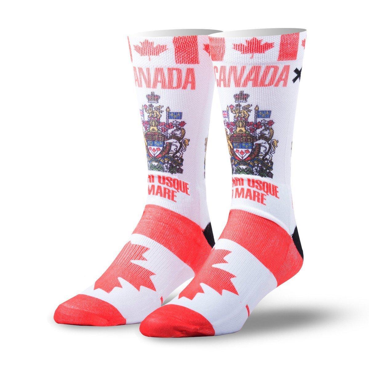 Спортивные носки ODD SOX Canada