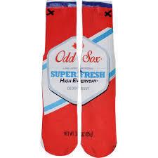 Спортивные носки ODD SOX Deodorant