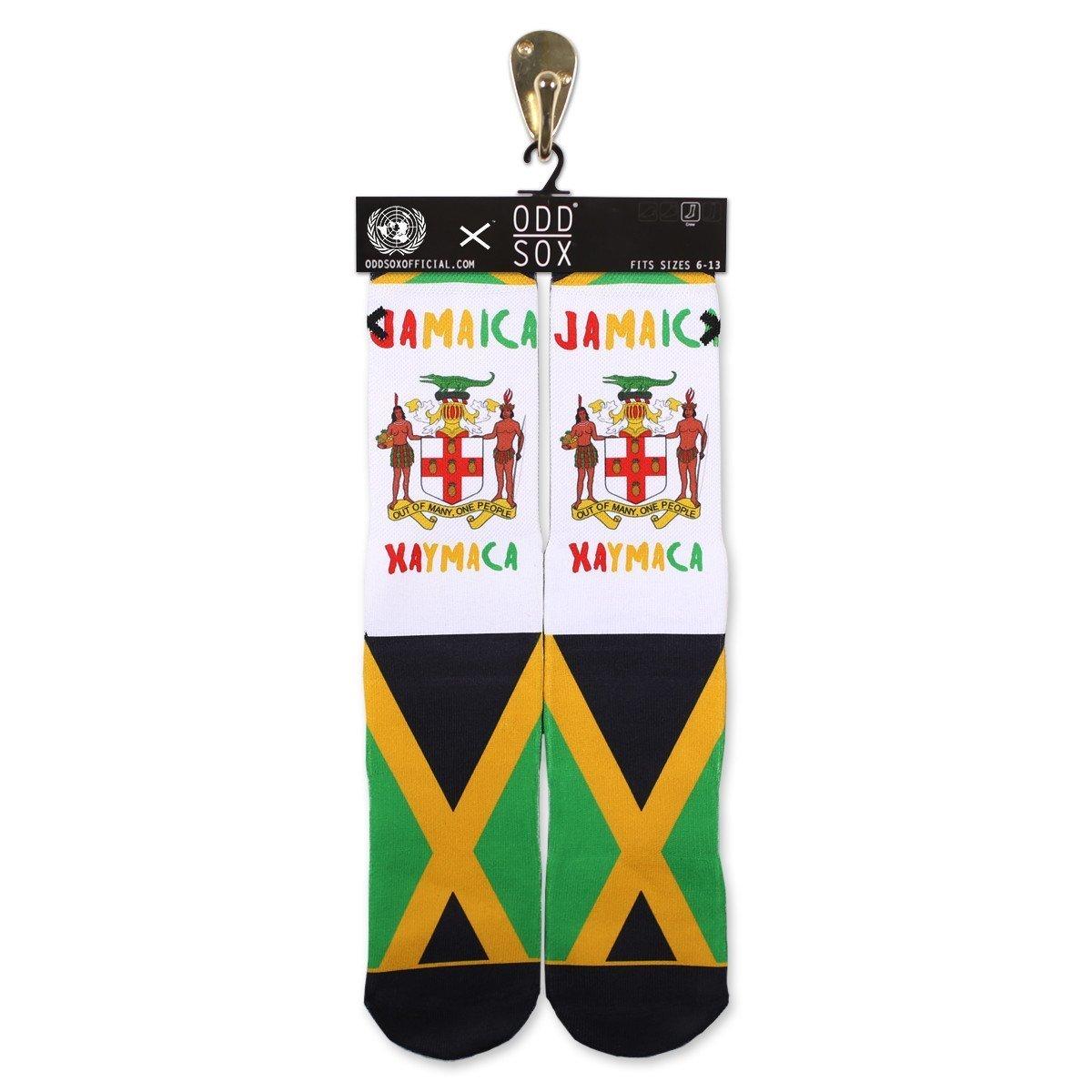 Спортивные носки ODD SOX  Jamaica