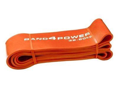 Оранжевая резиновая петля Band4Power (32-80кг)