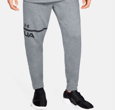 Спортивные брюки Under Armour MK-1 Terry Tapered
