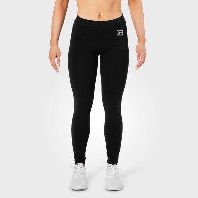 Спортивные лосины для фитнеса Better Bodies Astoria curve tights, Black