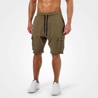 Спортивные шорты Better Bodies Bronx cargo shorts, Khaki green